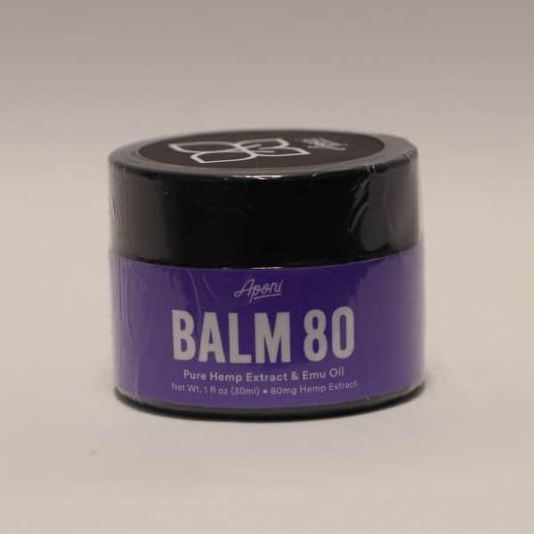 Aponi - 80mg Hemp Balm Hemp Extract & Emu Oil