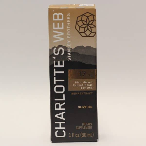 Charlotte's Web - 510mg Hemp Tincture Olive Oil