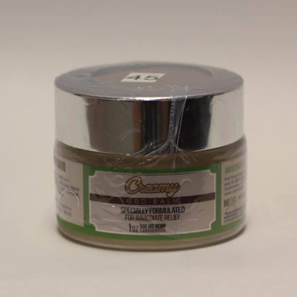 HerbaLeaf - 500mg CBD Creamy Balm Immediate Relief