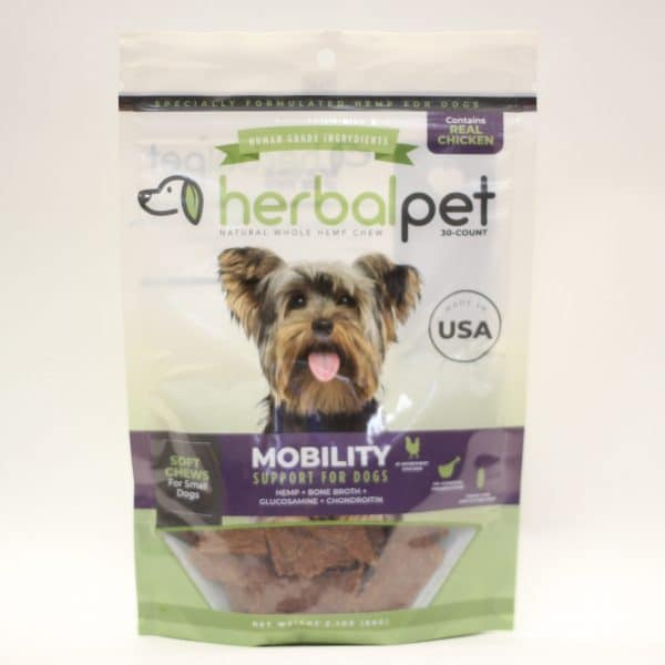 HerbalPet Soft Chews Mobility For Small Dogs