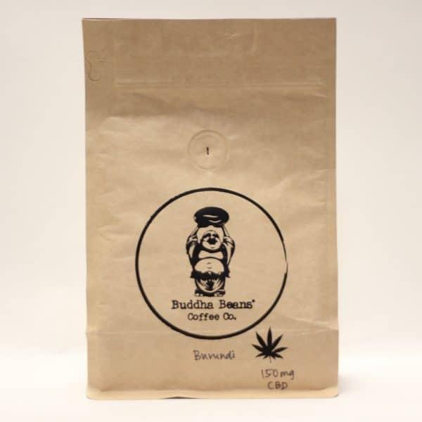 Buddha Beans Coffee Company - CBD Burundi Ground Coffee