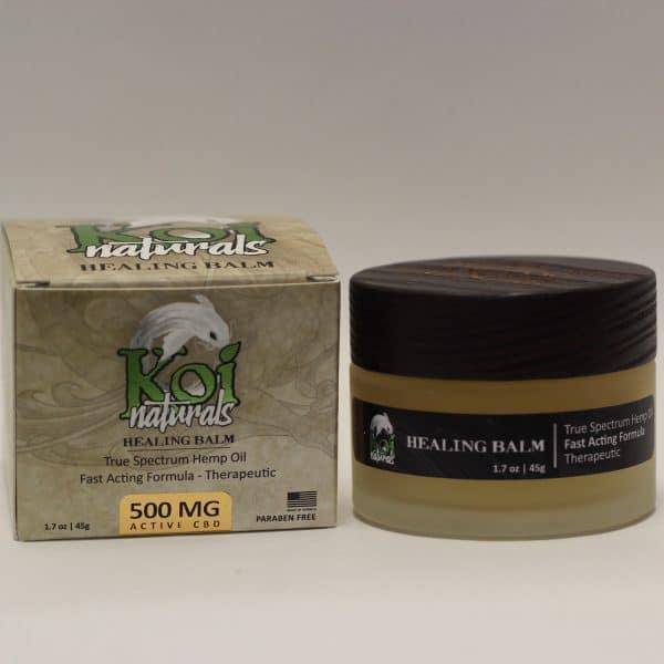 Koi Naturals - 500mg CBD Healing Balm