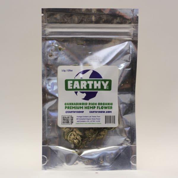 Earthy - Saskatoon Hemp Flower
