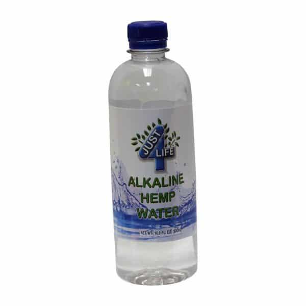 Just 4 Life 25 MG Alkaline Hemp Water