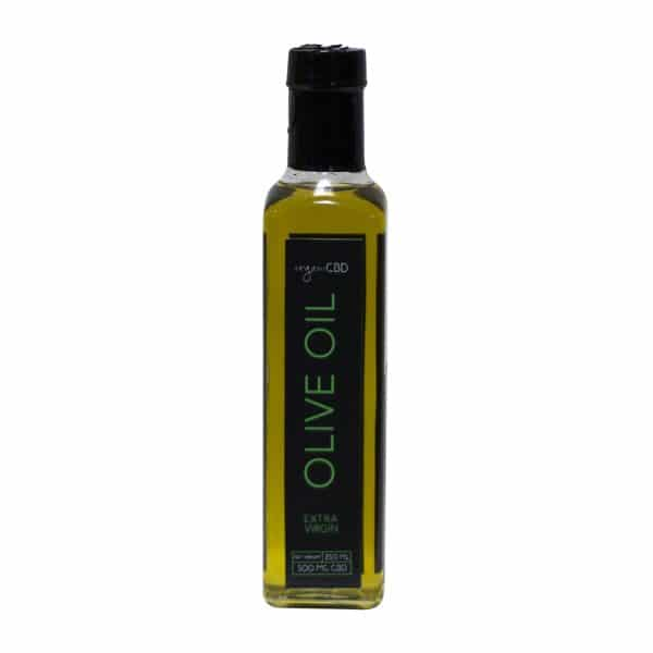 OrganiCBD 500 MG Organic Lab Tested Full Spectrum CBD Extra Virgin Olive Oil