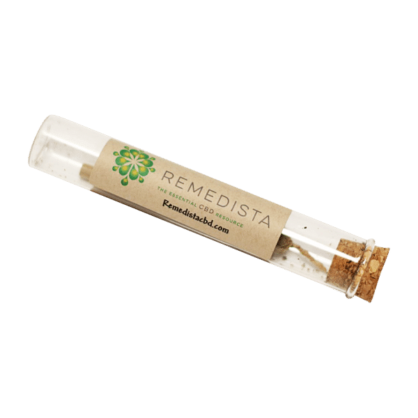 Remedista CBD The Wife CBD Pre-roll Hybrid