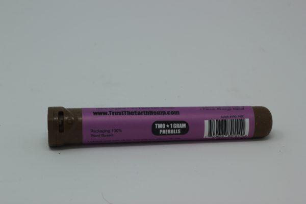 Trust The Earth - Two Hemp CBD Pre-Rolls Lifter