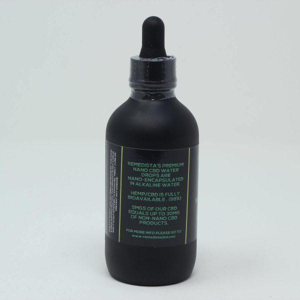 Remedista Nano CBD Drops 160MG