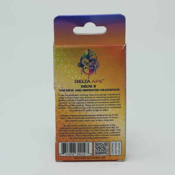 Delta Ape - Hemp Derived Delta 8 Extract Gorilla Glue